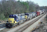 Q615 CSX 8138
